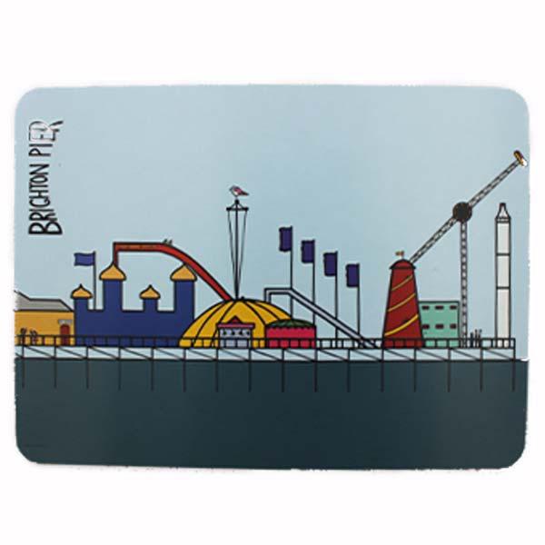 placemat-brighton-pier